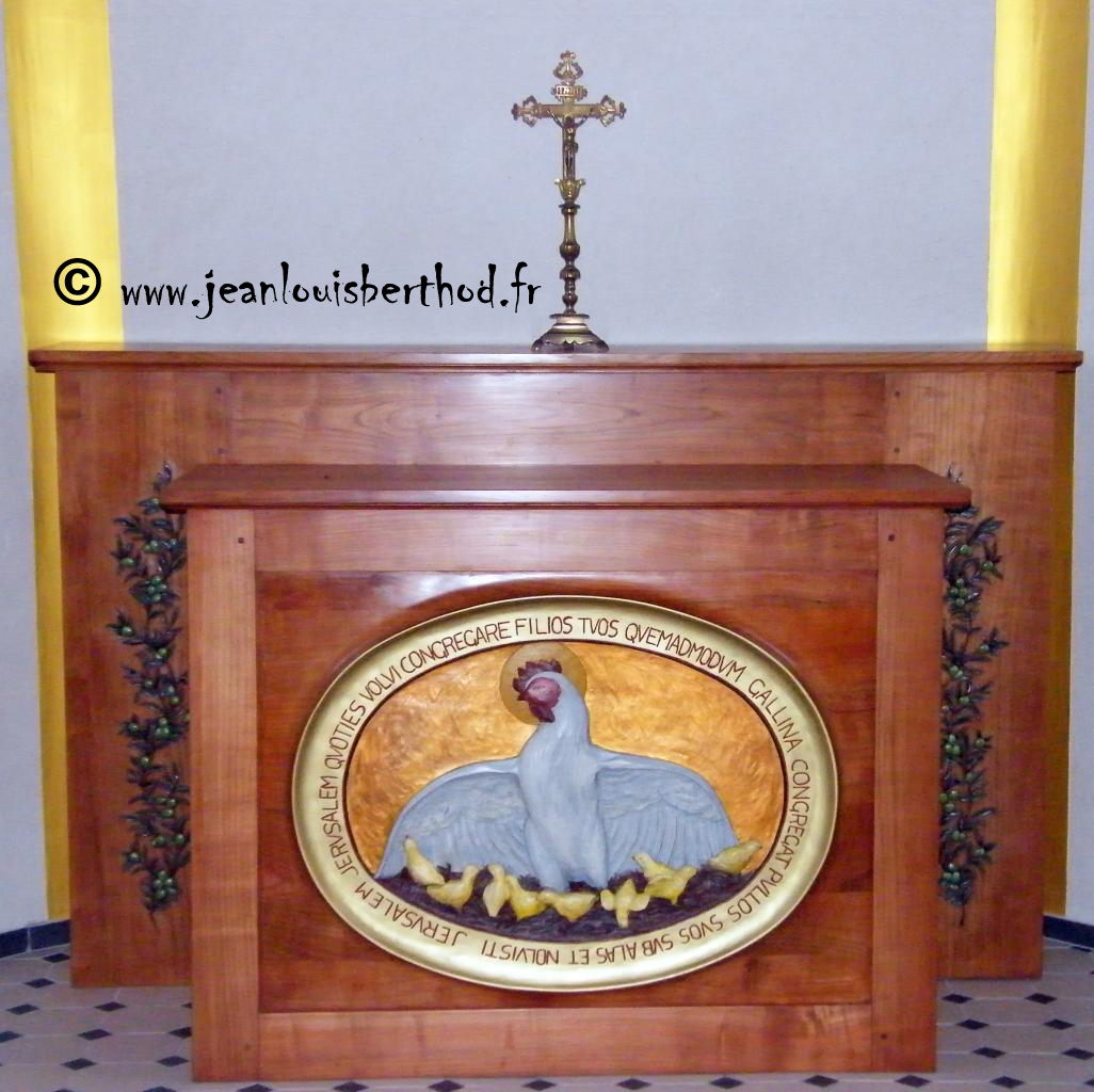 Altar de una Capilla