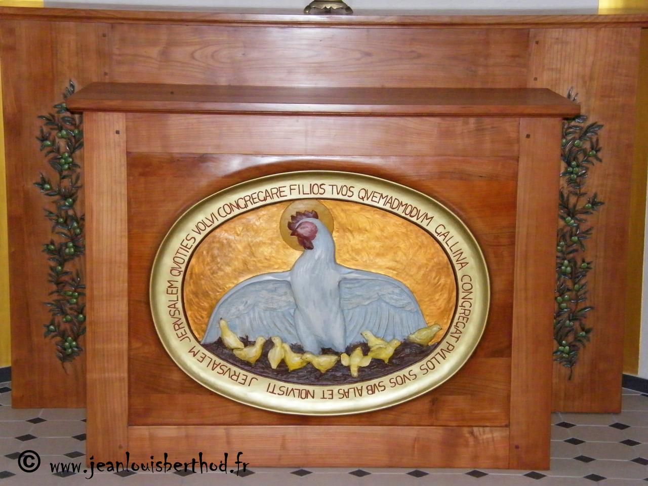 Altar of a Chapel2