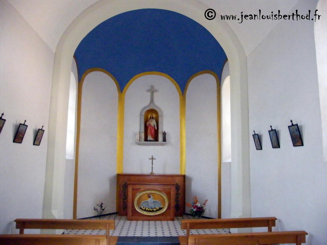 Altar of a Chapel4