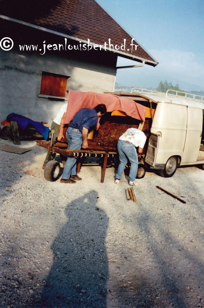 Transport autel +®glise 18