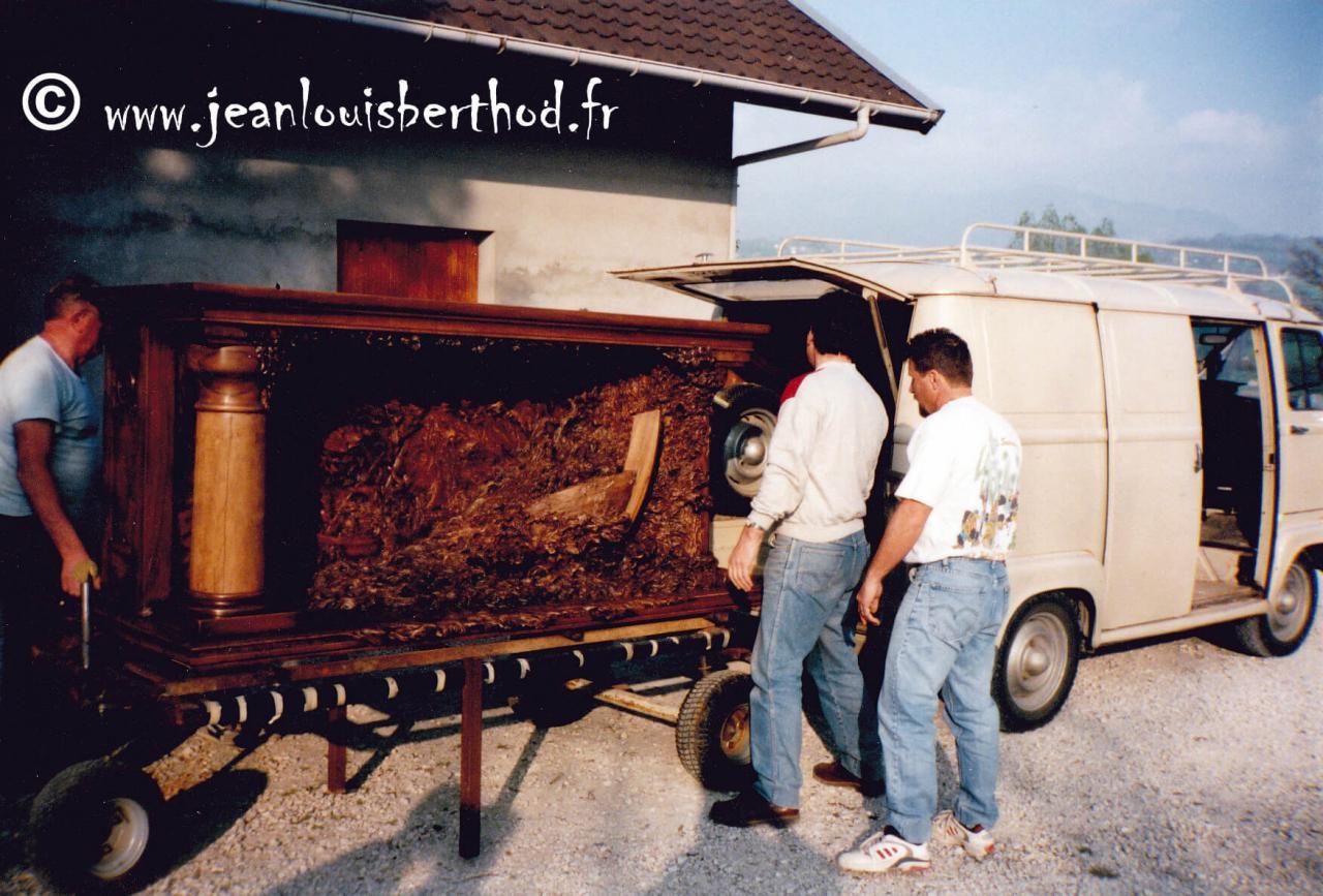 Transport autel +®glise 23